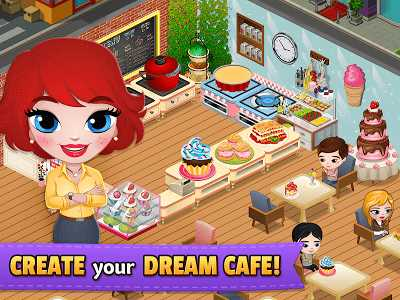 Cafeland – World Kitchen 2