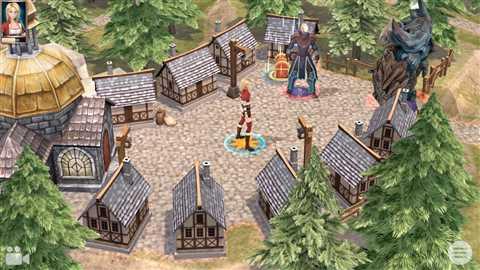 Heroes of Arca 3