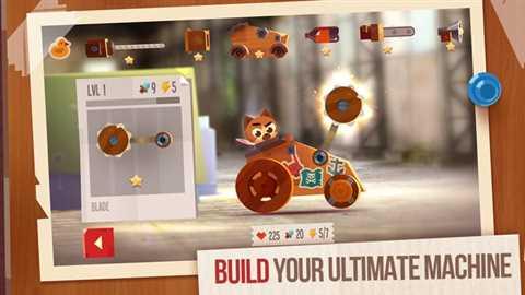 CATS Crash Arena Turbo Stars 2