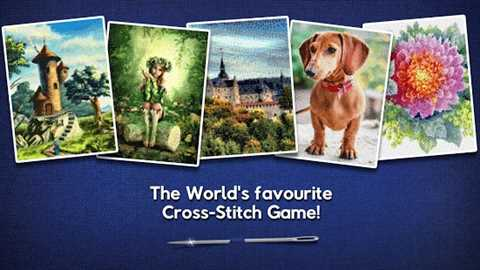 Cross-Stitch World APK