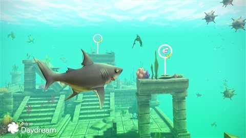 Hungry Shark VR MOD APK