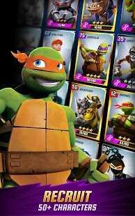 Ninja Turtles Legends Free Android