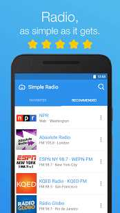 Simple Radio – Free Live FM AM 1