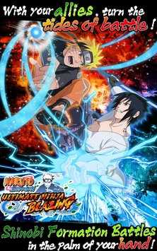 Ultimate Ninja Blazing 3
