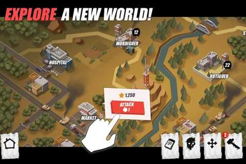 Zombie Faction – Battle Games 1