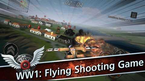 Air Battle World War 3