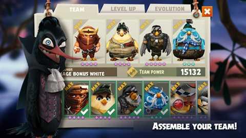 Angry Birds Evolution 1