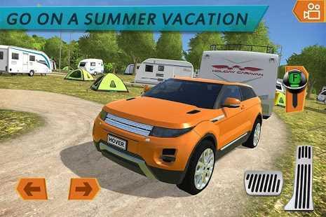 Camper Van Truck Simulator 1