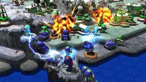 Epic Little War Game 1