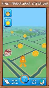 Garfield GO AR Treasure Hunt 3
