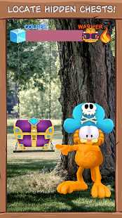 Garfield GO AR Treasure Hunt 2