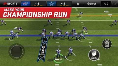 Madden NFL Mobile 1