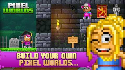 Pixel Worlds 2