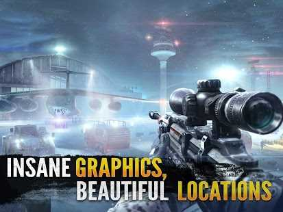Sniper Fury best shooter game 2