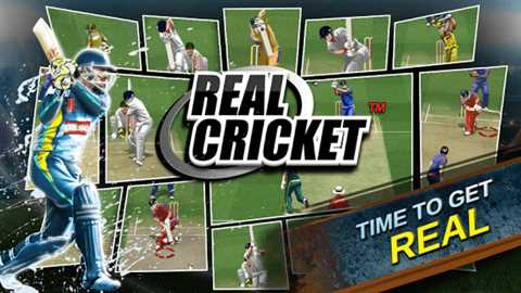 Real Cricket 2017 2