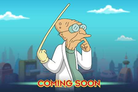 Futurama Worlds of Tomorrow 1