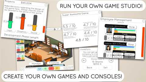 Game Studio Tycoon 2 2