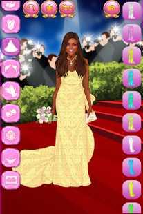 Red Carpet Dress Up Girls Game 2
