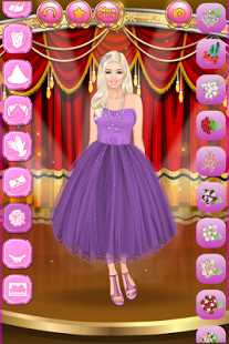 Red Carpet Dress Up Girls Game 3