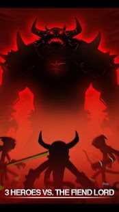 League of Stickman: Warriors MOD 1