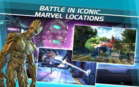 Marvel Contest of Champions MOD 2