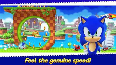 Sonic Runners Adventure 1