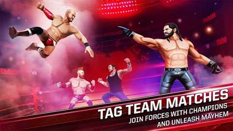 WWE Mayhem 1