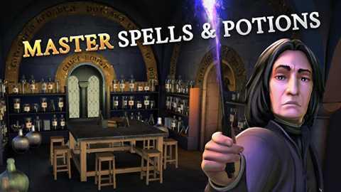 Harry Potter Hogwarts Mystery MOD image 2
