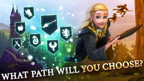 Harry Potter Hogwarts Mystery MOD image 1