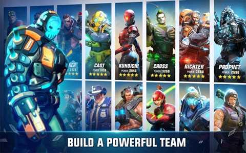 Hero Hunters Shooting RPG image
