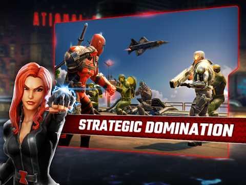 MARVEL Strike Force image 1