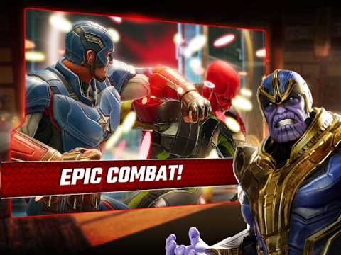 MARVEL Strike Force image 2