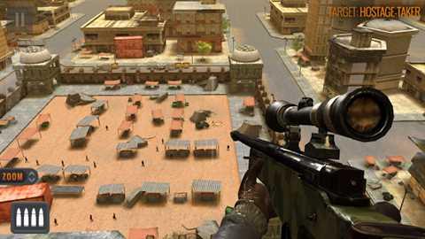 Sniper 3D Gun Shooter Mod Apk image