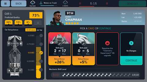 Motorsport Manager Mobile 3 MOD