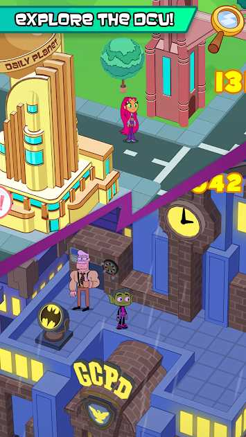 Teen Titans GO Figure! MOD APK