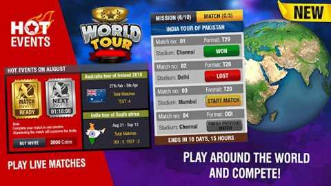 World Cricket Championship 2 image 1