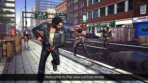 Death Invasion Survival MOD 1