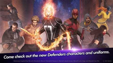MARVEL Future Fight MOD image 2