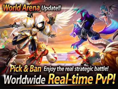 Summoners War MOD Image 1