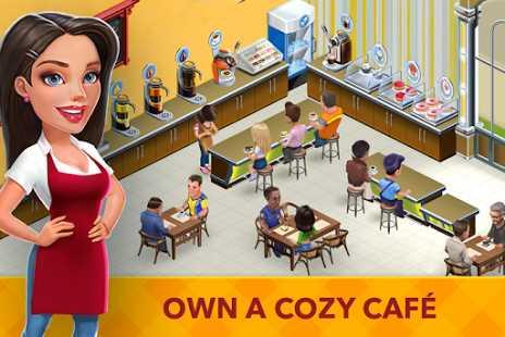 My Cafe MOD image 2