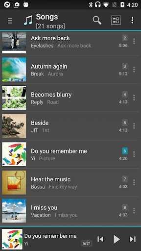 jetAudio HD APK image 2