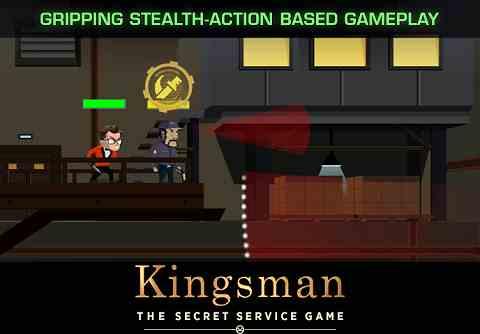 Kingsman Features