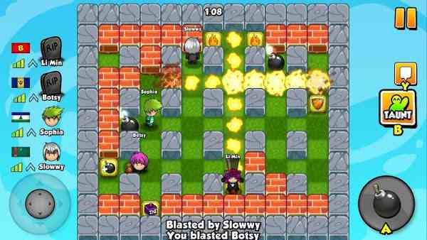 Bomber Friends Multiplayer