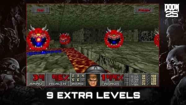 DOOM Extra levels