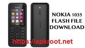 Nokia RM 1035 Logo