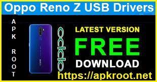 Oppo Reno Z USB Drivers Logo-compressed