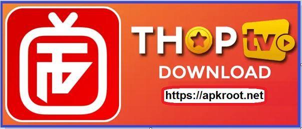 ThopTV APK Logo