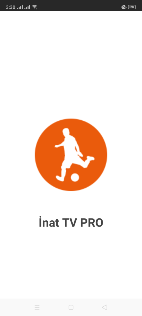 Screenshot of Inat TV Pro