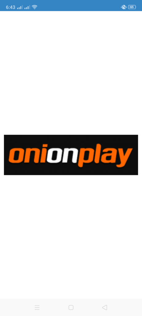 Screenshot of Onionplay.co