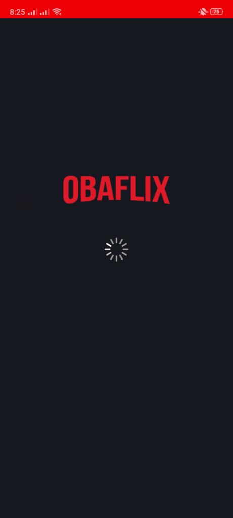 Screenshot of Obaflix Apk